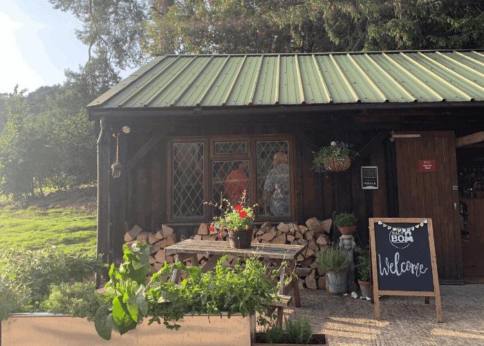 The Salt Box - Landscape - Our Barn 4