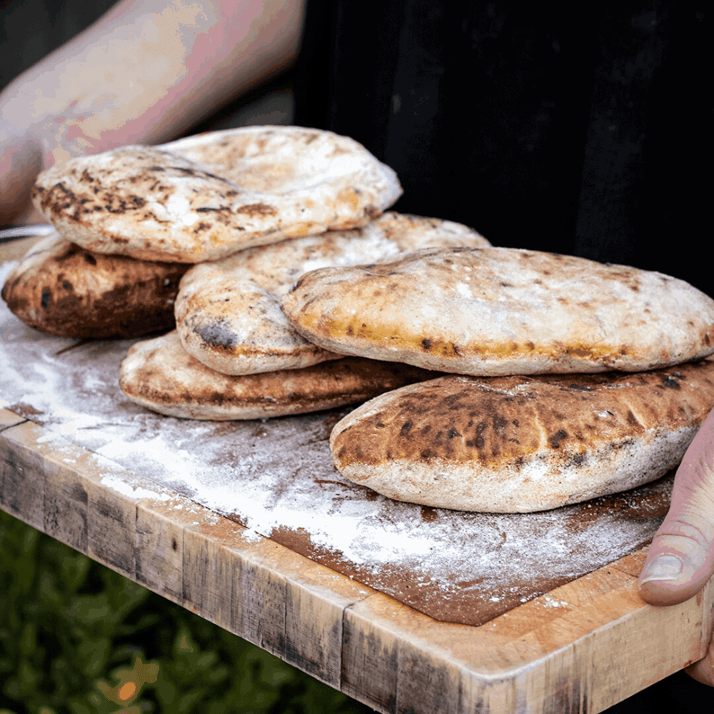 how to make flatbreads
