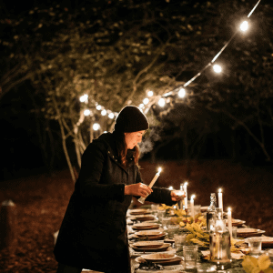 Private catering, corporate catering, feasts over fire, Surrey catering, unique dining experiences
