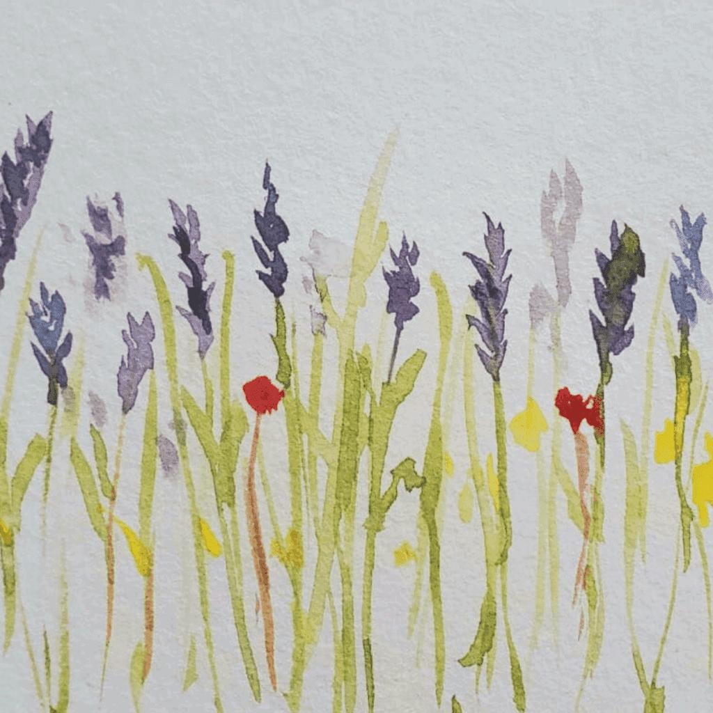 Wildflower Botanical Workshop with Surrey Art School