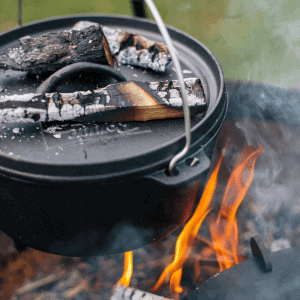 Woodland Supper Club - Feast Over Fire