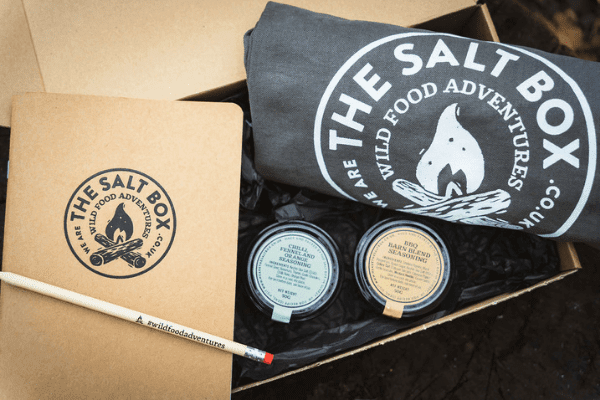 The Salt Box Products - Signature Gift Set