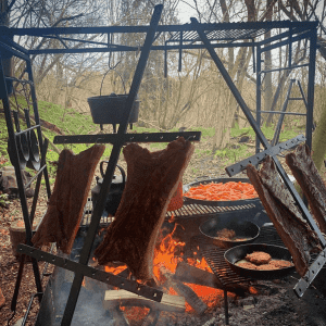 Advanced Cooking Over Fire Cookery Course
