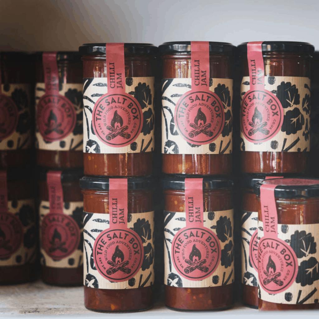 the salt box online shop chilli jam