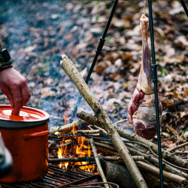 seasonal wild game cookery and butchery courses