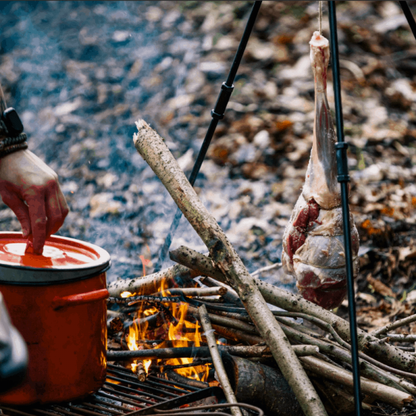 seasonal wild game cookery and butchery courses